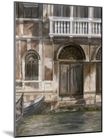 Venetian Facade II-Ethan Harper-Mounted Art Print