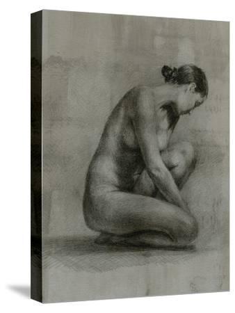 Classic Figure Study I-Ethan Harper-Stretched Canvas Print