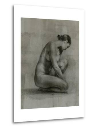 Classic Figure Study I-Ethan Harper-Metal Print