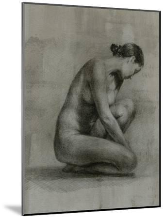 Classic Figure Study I-Ethan Harper-Mounted Art Print