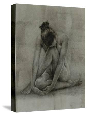Classic Figure Study II-Ethan Harper-Stretched Canvas Print