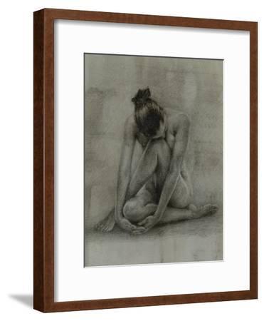 Classic Figure Study II-Ethan Harper-Framed Art Print