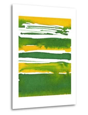 Saturated Spring II-Renee W^ Stramel-Metal Print