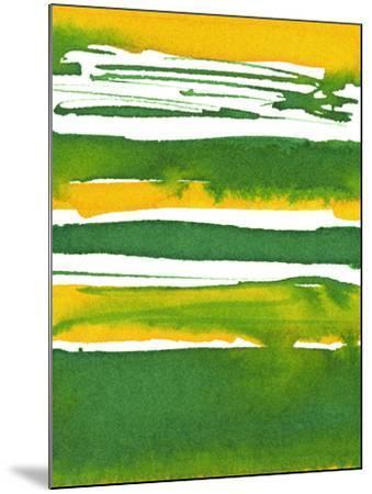 Saturated Spring II-Renee W^ Stramel-Mounted Art Print