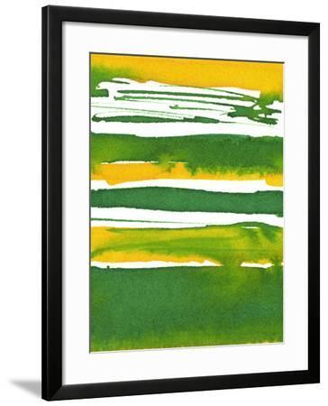 Saturated Spring II-Renee W^ Stramel-Framed Art Print