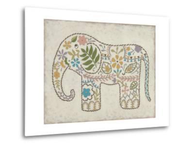 Laurel's Elephant II-Chariklia Zarris-Metal Print