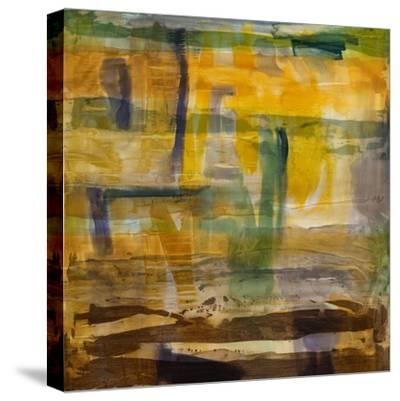 Intuition II-Sisa Jasper-Stretched Canvas Print