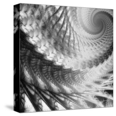 Helix II-James Burghardt-Stretched Canvas Print