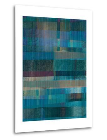 Underwater II-Ricki Mountain-Metal Print