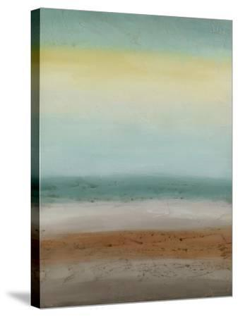 Seaside Serenity I-June Vess-Stretched Canvas Print