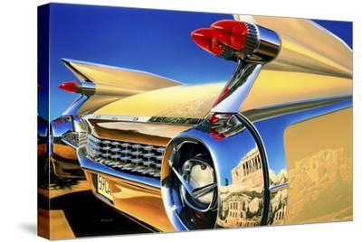 '59 El Dorado Athens-Graham Reynolds-Stretched Canvas Print
