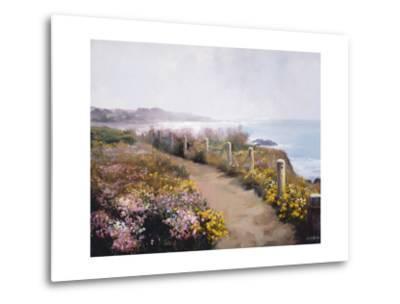 Wildflowers-Carolyne Hawley-Metal Print