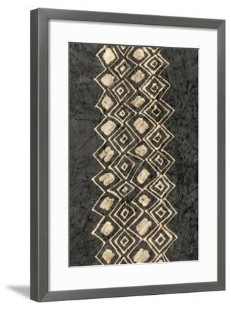 Primitive Patterns IV-Renee W^ Stramel-Framed Art Print