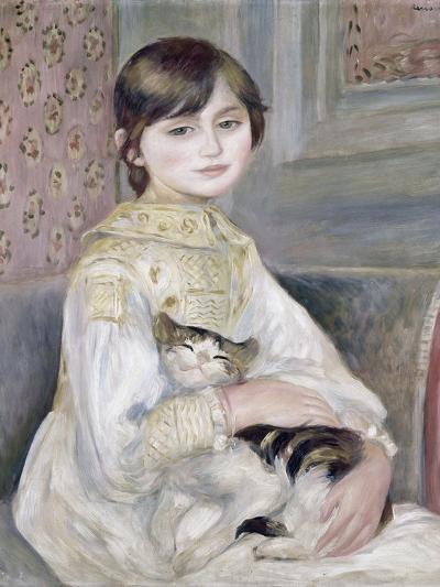 Julie Manet-Pierre-Auguste Renoir-Giclee Print