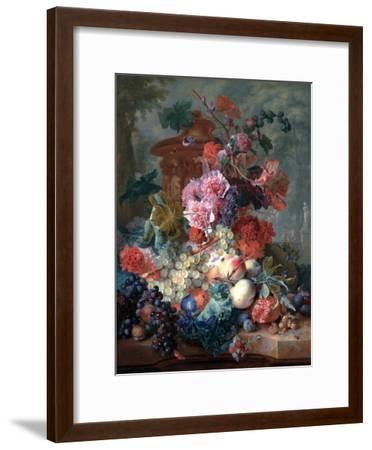 Fruit Piece-Jan van Huysum-Framed Giclee Print