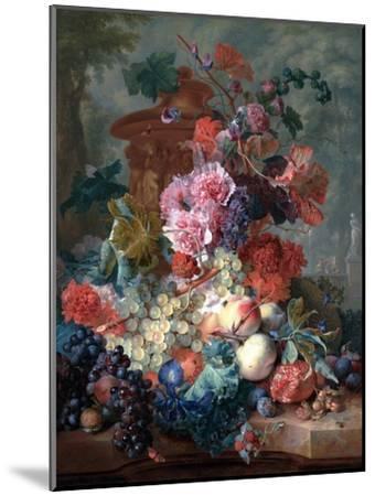 Fruit Piece-Jan van Huysum-Mounted Giclee Print