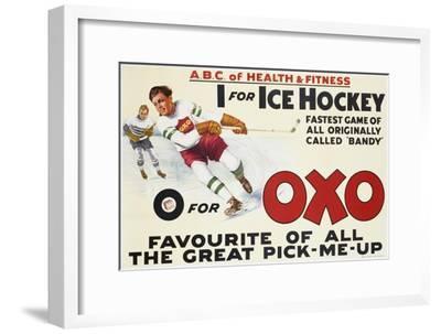 Oxo Poster--Framed Premium Giclee Print