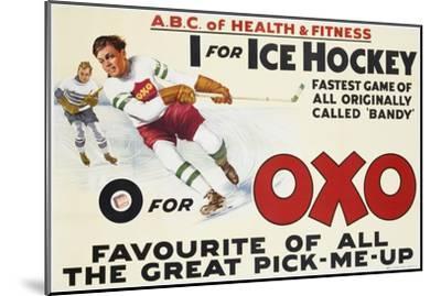 Oxo Poster--Mounted Premium Giclee Print
