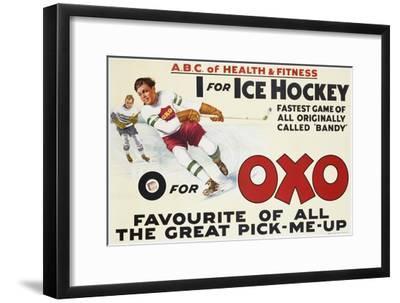 Oxo Poster--Framed Giclee Print