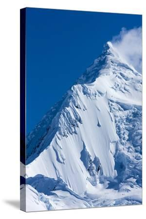Mountain Peaks, Anvers Island, Antarctica-Paul Souders-Stretched Canvas Print