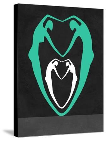 Green Heart-Felix Podgurski-Stretched Canvas Print