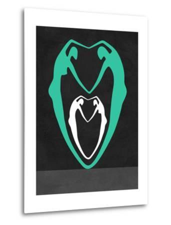 Green Heart-Felix Podgurski-Metal Print