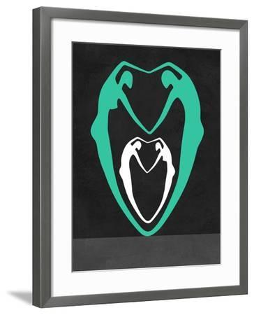 Green Heart-Felix Podgurski-Framed Art Print