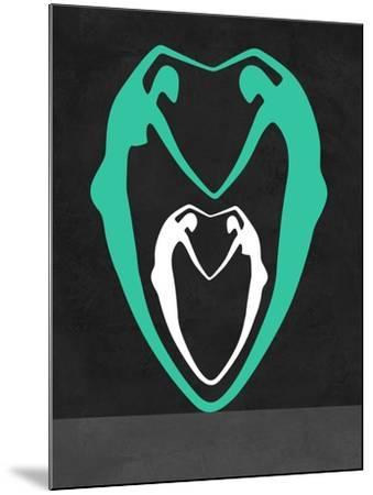 Green Heart-Felix Podgurski-Mounted Art Print