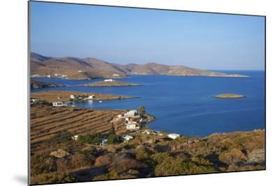 Kythnos, Cyclades, Greek Islands, Greece, Europe-Tuul-Mounted Photographic Print