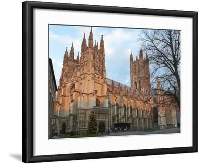 Canterbury Cathedral-Charlie Harding-Framed Photographic Print