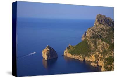Cap De Formentor, Mallorca, Spain, Europe-Neil Farrin-Stretched Canvas Print