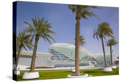 Viceroy Hotel, Yas Island, Abu Dhabi, United Arab Emirates, Middle East-Frank Fell-Stretched Canvas Print