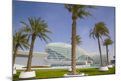 Viceroy Hotel, Yas Island, Abu Dhabi, United Arab Emirates, Middle East-Frank Fell-Mounted Photographic Print