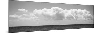 Caribbean Sea--Mounted Photographic Print