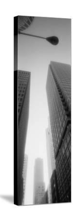 Usa, California, San Francisco, Financial District--Stretched Canvas Print