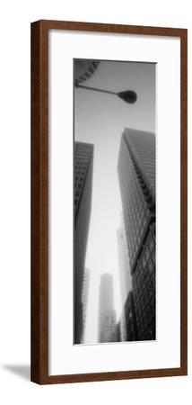 Usa, California, San Francisco, Financial District--Framed Photographic Print