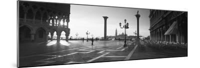 Saint Mark Square, Venice, Italy--Mounted Photographic Print