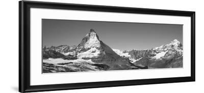 Matterhorn Switzerland--Framed Photographic Print