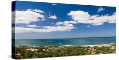 Clouds over the Sea, Tamarindo Beach, Guanacaste, Costa Rica--Stretched Canvas Print
