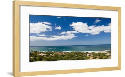 Clouds over the Sea, Tamarindo Beach, Guanacaste, Costa Rica--Framed Photographic Print