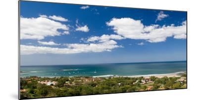 Clouds over the Sea, Tamarindo Beach, Guanacaste, Costa Rica--Mounted Photographic Print