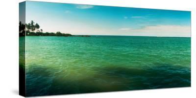 Ocean View, Morro De Sao Paulo, Tinhare, Cairu, Bahia, Brazil--Stretched Canvas Print