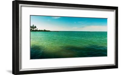 Ocean View, Morro De Sao Paulo, Tinhare, Cairu, Bahia, Brazil--Framed Photographic Print