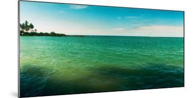 Ocean View, Morro De Sao Paulo, Tinhare, Cairu, Bahia, Brazil--Mounted Photographic Print