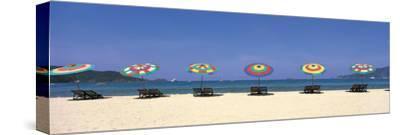 Beach Phuket Thailand--Stretched Canvas Print