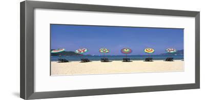 Beach Phuket Thailand--Framed Photographic Print