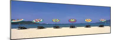 Beach Phuket Thailand--Mounted Photographic Print