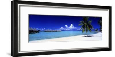 Bora Bora South Pacific--Framed Photographic Print