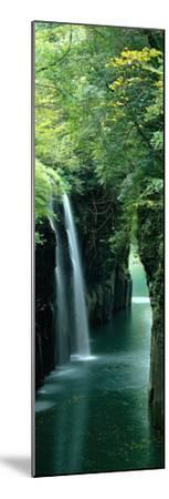 Waterfall Miyazaki Japan--Mounted Premium Photographic Print