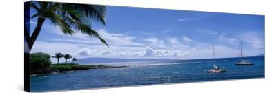 Kapalua Bay Maui Hawaii USA--Stretched Canvas Print